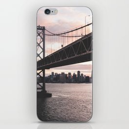 Bay Bridge - San Francisco, CA iPhone Skin