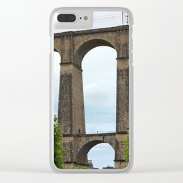 Morlaix 1 Clear iPhone Case
