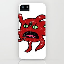 School Is Cancer iPhone Case