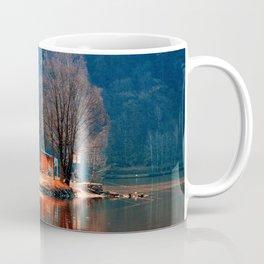 Gone fishing | waterscape photography Coffee Mug
