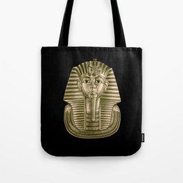 Golden King Tut Tote Bag