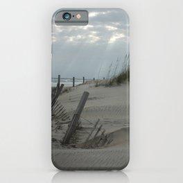 Cape Hatteras National Seashore iPhone Case