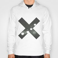 the xx Hoodies featuring XX by Whitney Retter