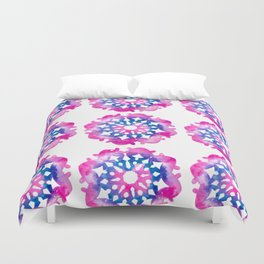 colourful circle  Duvet Cover