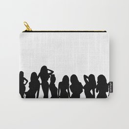 Babes on the Horizon Carry-All Pouch