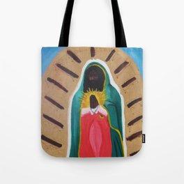 Christ in Utero Tote Bag