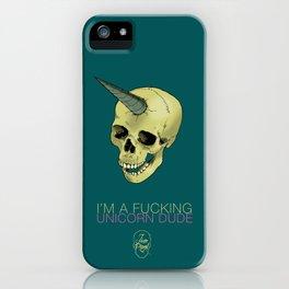 I'M a UNICORN iPhone Case
