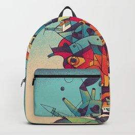 Moving Castle Backpack