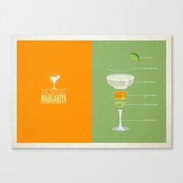 The Perfect Margarita Canvas Print