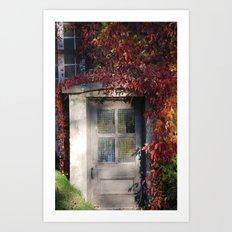 Door To....? Art Print