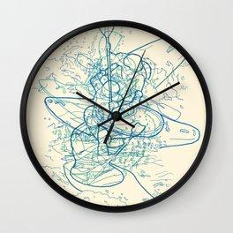QAYAQ Wall Clock