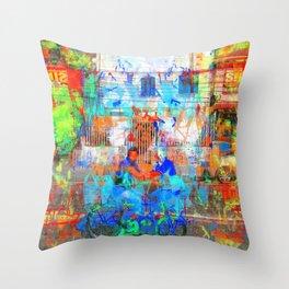 20180831 Throw Pillow