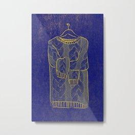 Sweater #1 Metal Print