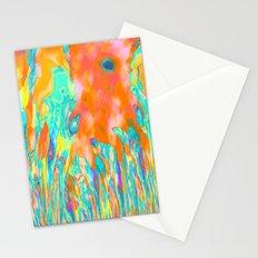 Melting I Stationery Cards