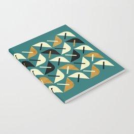 MCM Shroom Notebook