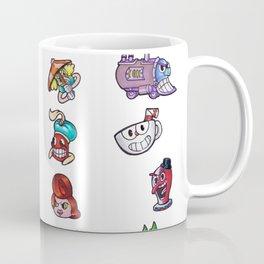 Cuphead Coffee Mug