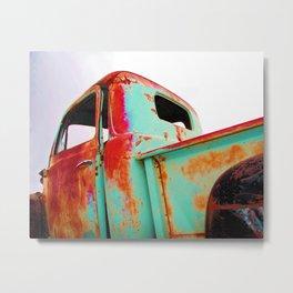 Jalopy Collection J-129 Metal Print