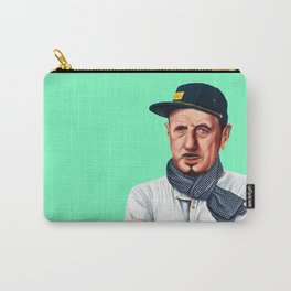 Hipstory -  Charles De Gaulle Carry-All Pouch