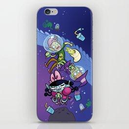 Luna the Vampire - Snack time! iPhone Skin