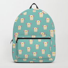 Morning Breakfast Backpack
