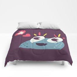 Kawaii Cute Candy Character Comforters