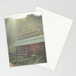 Water house Stationery Cards