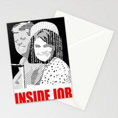 JFK Assassination: Inside Job! Stationery Cards