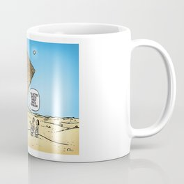 Pyramid of Wealth Coffee Mug