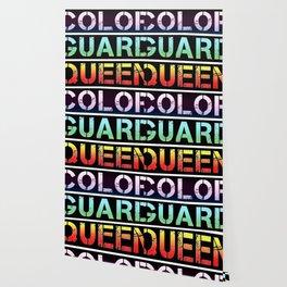 Color Guard Queen Wallpaper