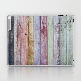 Color Wood Boards Laptop & iPad Skin