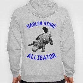 Harlem Store Alligator  Hoody