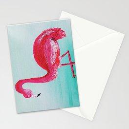 Frank the Flamingo Stationery Cards