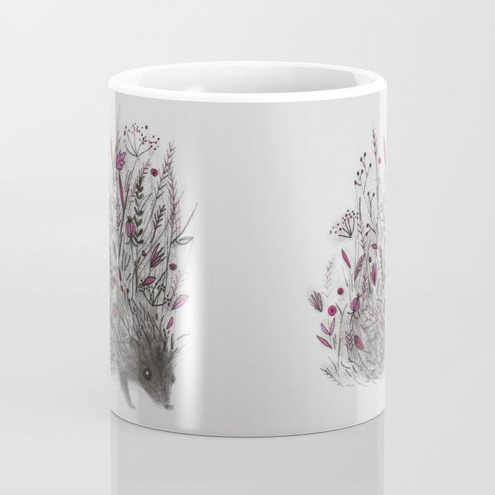 HEDGEHOG (grey) Coffee Mug