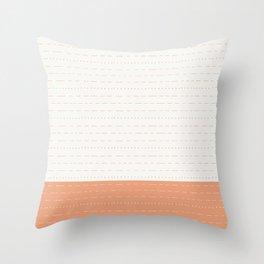 Coit Pattern 57 Throw Pillow