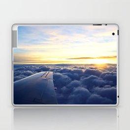 Sunrise Above the Clouds Laptop & iPad Skin