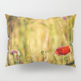 Wildflower Warriors Pillow Sham