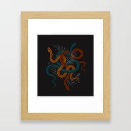 Mimesis Framed Art Print