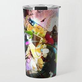 At your service (surreal/ music/ hip hop) Travel Mug