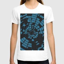 Abstract Dartboard T-shirt