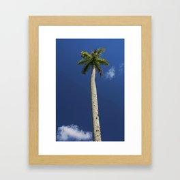 Tree Tower Framed Art Print