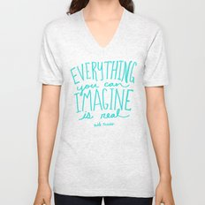 Picasso: Imagine Unisex V-Neck