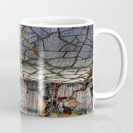 Cracked Coffee Mug