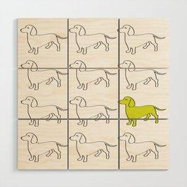 Weenie Collective Wood Wall Art