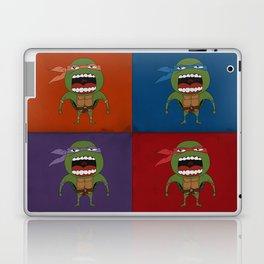 Screaming Turtles Laptop & iPad Skin