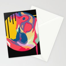Weird Dreams | Abstract Art Stationery Cards