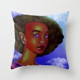 Dream Cloud Throw Pillow