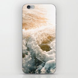 Rays of bliss iPhone Skin