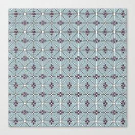 Geometrical patterns Canvas Print