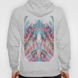 Abstract City Lung head 343. Hoody