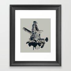 terminal Framed Art Print